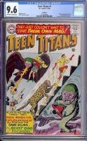 Teen Titans #1 CGC 9.6 ow/w Northland