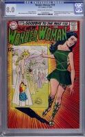 Wonder Woman #179 CGC 8.0 cr/ow