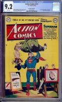Action Comics #151 CGC 9.2 w Palo Alto Collection