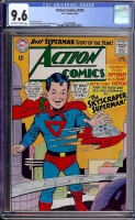 Action Comics #325 CGC 9.6 ow/w Cleveland Collection