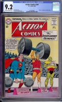 Action Comics #304 CGC 9.2 ow/w