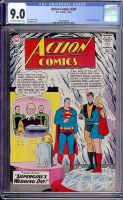 Action Comics #307 CGC 9.0 ow/w