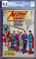 Action Comics #309 CGC 9.2 ow/w