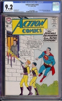 Action Comics #315 CGC 9.2 ow/w