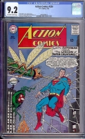 Action Comics #326 CGC 9.2 ow/w