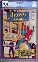 Action Comics #331 CGC 9.4 ow/w