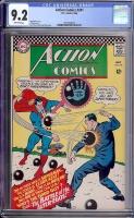 Action Comics #341 CGC 9.2 ow