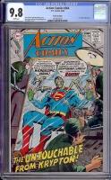 Action Comics #364 CGC 9.8 w Rocky Mountain