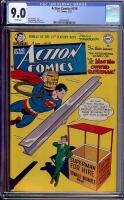Action Comics #159 CGC 9.0 w