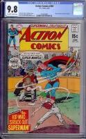 Action Comics #389 CGC 9.8 ow/w