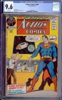 Action Comics #408 CGC 9.6 w