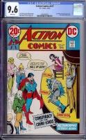 Action Comics #417 CGC 9.6 w