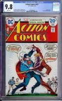 Action Comics #431 CGC 9.8 w