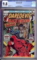 Daredevil #104 CGC 9.8 ow/w