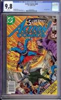 Action Comics #480 CGC 9.8 w