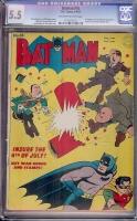 Batman #18 CGC 5.5 ow/w