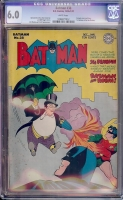 Batman #38 CGC 6.0 w