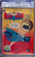 Batman #59 CGC 6.0 ow/w