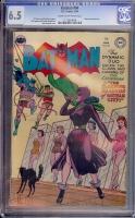 Batman #84 CGC 6.5 cr/ow