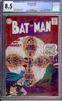 Batman #129 CGC 8.5 ow/w
