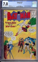 Batman #139 CGC 7.0 cr/ow