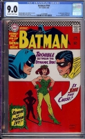 Batman #181 CGC 9.0 ow/w