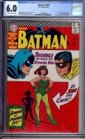 Batman #181 CGC 6.0 ow/w