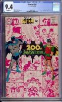 Batman #200 CGC 9.4 ow