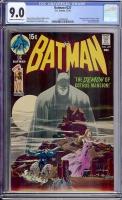 Batman #227 CGC 9.0 cr/ow