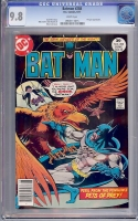 Batman #288 CGC 9.8 w Tongie Farm