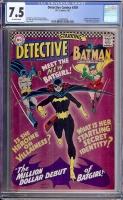 Detective Comics #359 CGC 7.5 ow