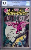 Adventure Comics #428 CGC 9.4 ow/w