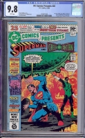 DC Comics Presents #26 CGC 9.8 w
