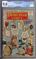 Detective Comics #230 CGC 9.0 ow/w