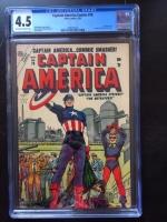 Captain America Comics #76 CGC 4.5 ow/w