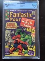Fantastic Four #25 CBCS 9.2 w