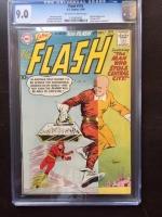 Flash #116 CGC 9.0 ow/w