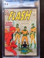 Flash #136 CGC 9.4 ow/w