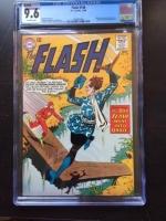 Flash #148 CGC 9.6 ow