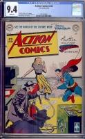 Action Comics #142 CGC 9.4 w