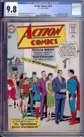 Action Comics #309 CGC 9.8 ow/w