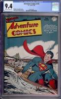 Adventure Comics #129 CGC 9.4 ow/w