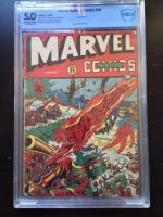 Marvel Mystery Comics #39 CBCS 5.0 ow/w