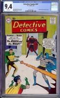 Detective Comics #287 CGC 9.4 w