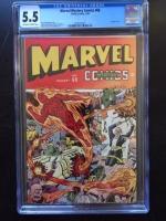 Marvel Mystery Comics #68 CGC 5.5 ow/w