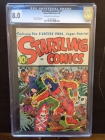 Startling Comics #37 CGC 8.0 ow/w