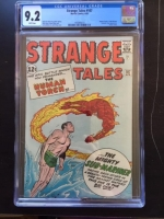 Strange Tales #107 CGC 9.2 w