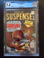 Tales of Suspense #17 CGC 7.5 ow/w