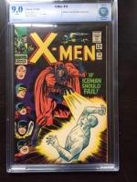 X-Men #18 CBCS 9.0 w