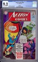 Action Comics #348 CGC 9.2 ow/w Bethlehem